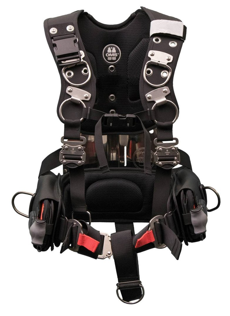 Oms Public Safety Harness Sidemount Shop