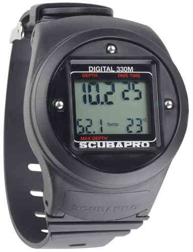 Scubapro - Digital 330 Bottomtimer