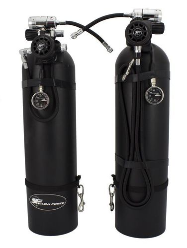 ScubaForce - Sidemount Regulator Set